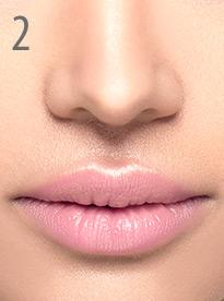 Lippengroesse